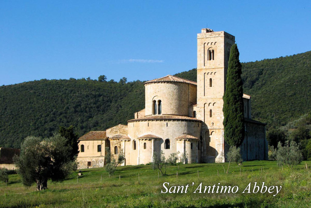 Sant'Antimo Abbey