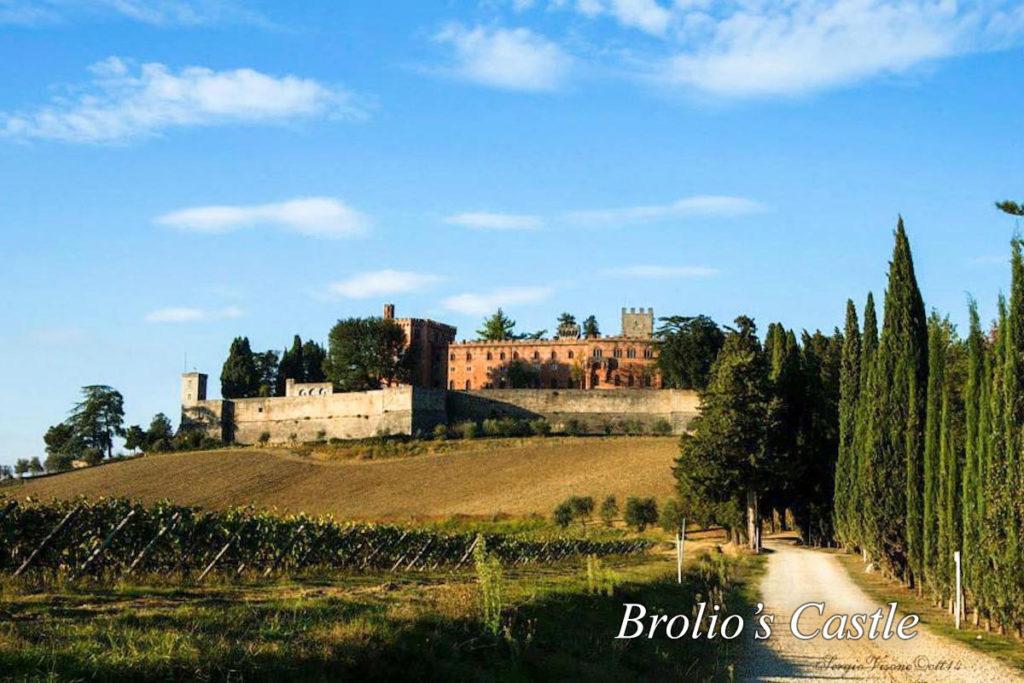 Brolio's Castle