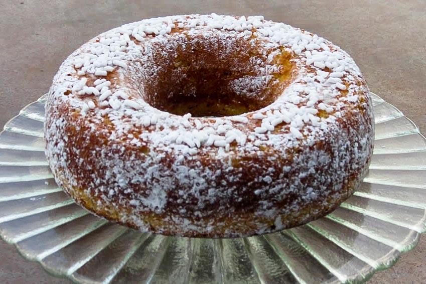 ciambellone cake recipe