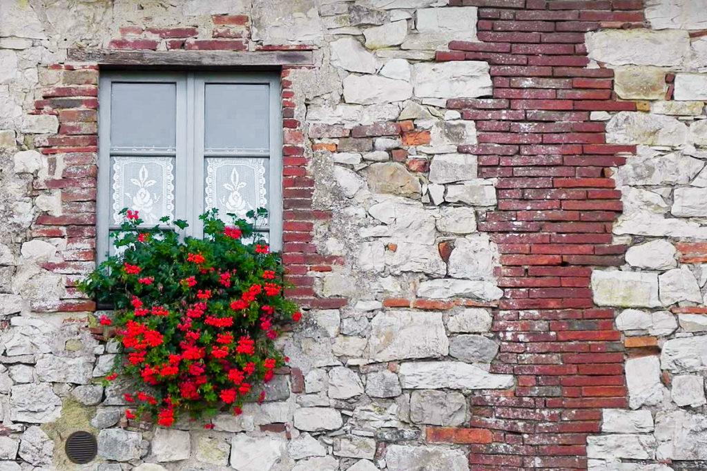 Old Chianti Hamlet Wall
