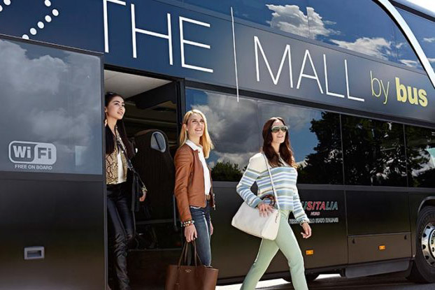 The Mall outlet