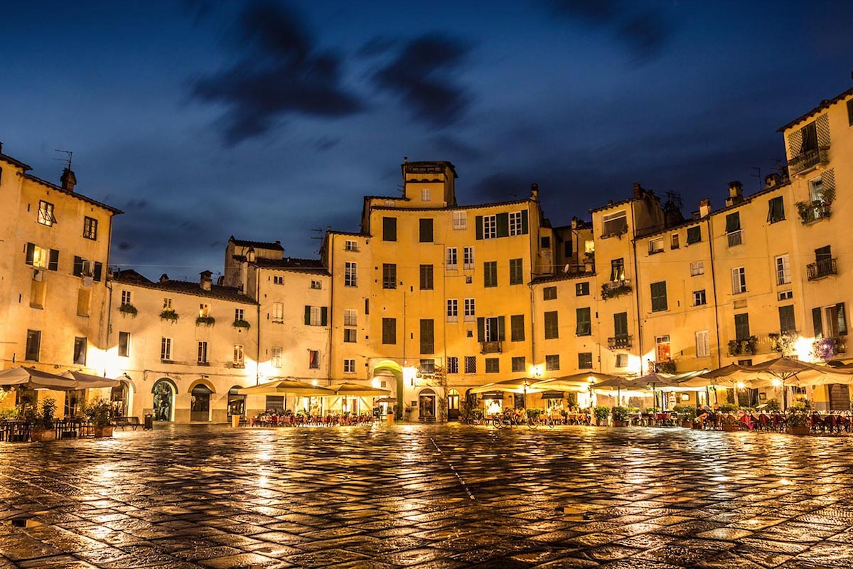 Lucca - Chianti and Tuscany highlights
