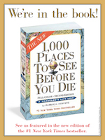 100 places to see before you die