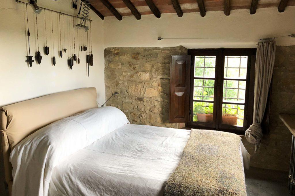 Villa Oliviera room - Chianti Siena Tuscany villas apartments