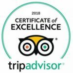 Tripadvisor certificate excellence 2018 best tuscany bed and breakfast