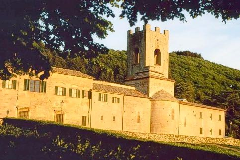 Badia a coltibuono - Best wineries in Chianti Siena Tuscany