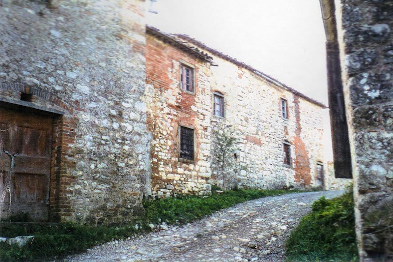 Borgo Argenina story before renovation