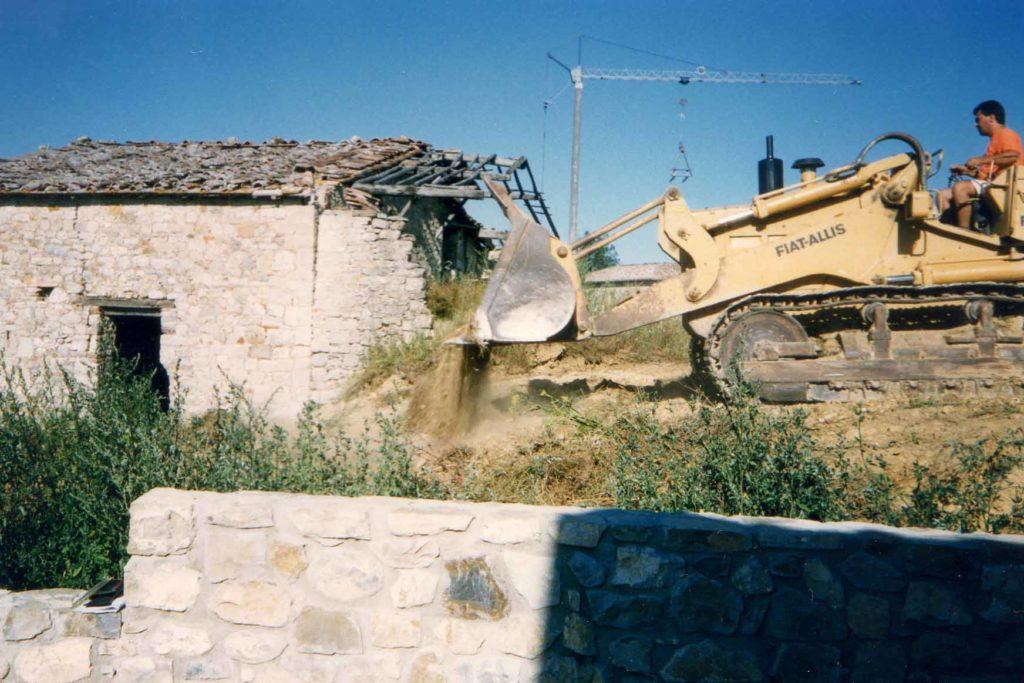 Borgo Argenina renovation