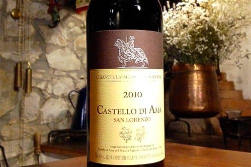 castello-di-ama - Best wineries in Chianti Siena Tuscany