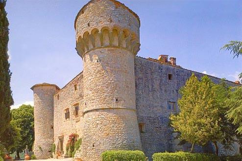 castello-di-meleto - Best wineries in Chianti Siena Tuscany
