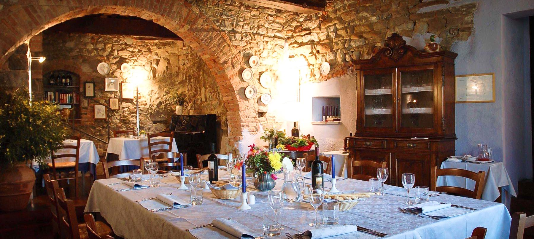 tuscany chianti restaurants - best restaurants in Chianti Siena Tuscany