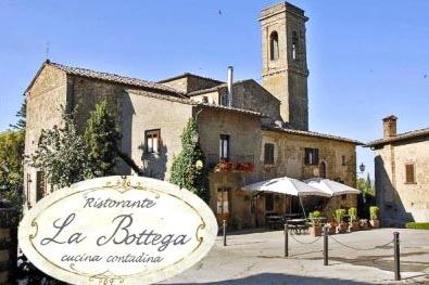 La Bottega di Volpaia - best restaurants in Chianti Siena Tuscany