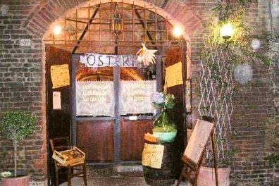 La Taverna di San Giuseppe - best restaurants in Chianti Siena Tuscany