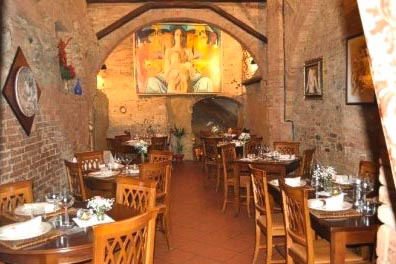 Osteria da Divo - best restaurants in Chianti Siena Tuscany