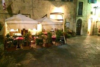 Osteria La Pace - best restaurants in Chianti Siena Tuscany