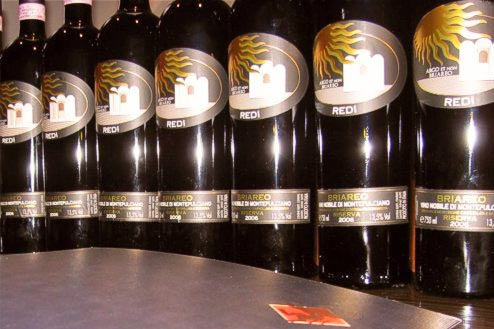 redi wines - Best wineries in Chianti Siena Tuscany