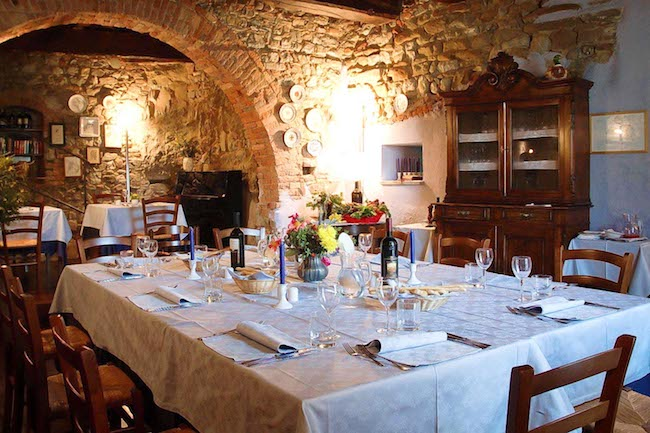 chianti and tuscany restaurants