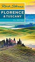 Rick Steves Florence and Tuscany 2019 - 17th edition - where to stay in Tuscany