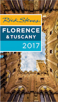 rick steves Florence and Tuscany 2017 Guide featuring Borgo Argenina