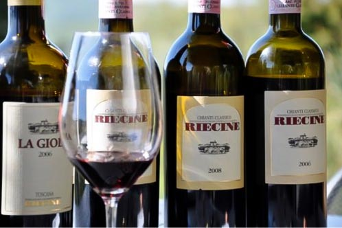 riecine - Best wineries in Chianti Siena Tuscany