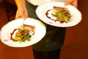 Ristorante Badia a Coltibuono - best restaurants in Chianti Siena Tuscany