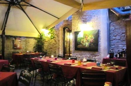 Ristorante Cum Quibus - best restaurants in Chianti Siena Tuscany