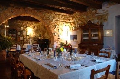 Ristorante Guidoriccio - best restaurants in Chianti Siena Tuscany