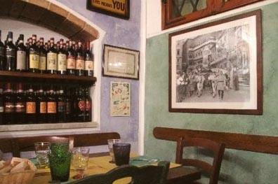Ristorante Il Carroccio - best restaurants in Chianti Siena Tuscany