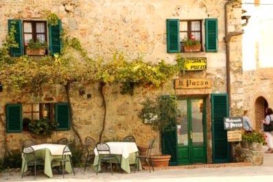 Ristorante Il Pozzo - best restaurants in Chianti Siena Tuscany