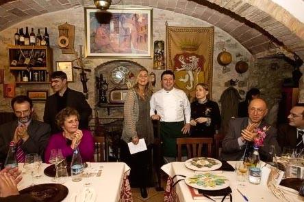 Ristorante Perucà - best restaurants in Chianti Siena Tuscany