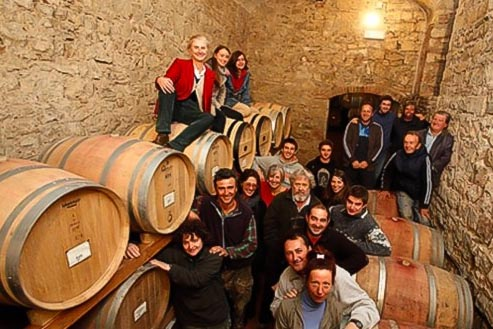 san giusto a rentennano - Best wineries in Chianti Siena Tuscany