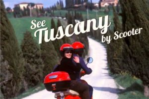 see tuscany by scooter