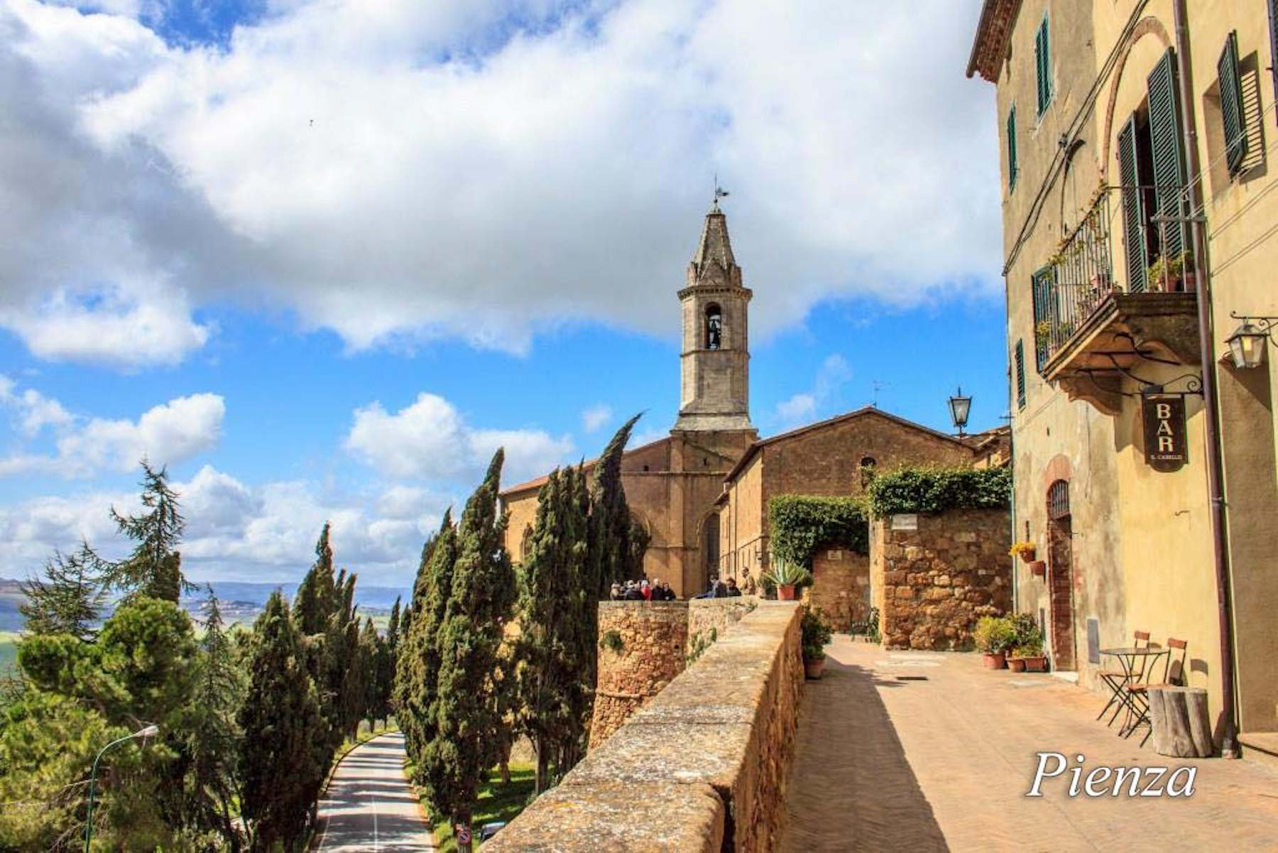 Pienza - Things to do in Pienza Siena Tuscany