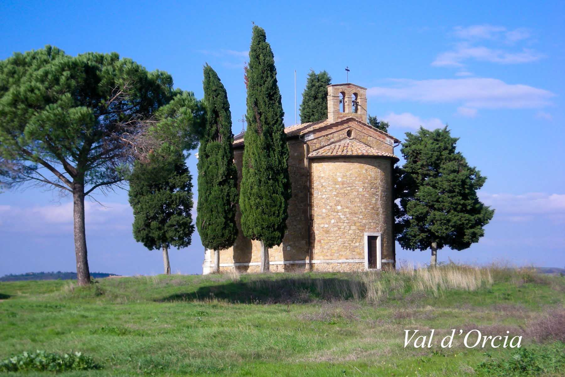 Val d'Orcia - Best places to visit in Tuscany