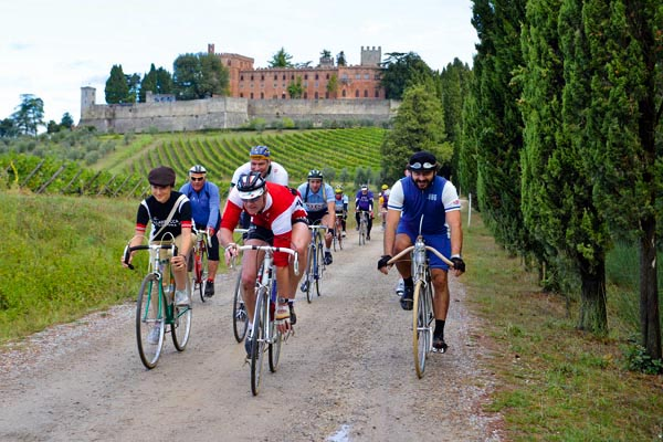 eroica bike chianti - what to do in Chianti Siena Tuscany