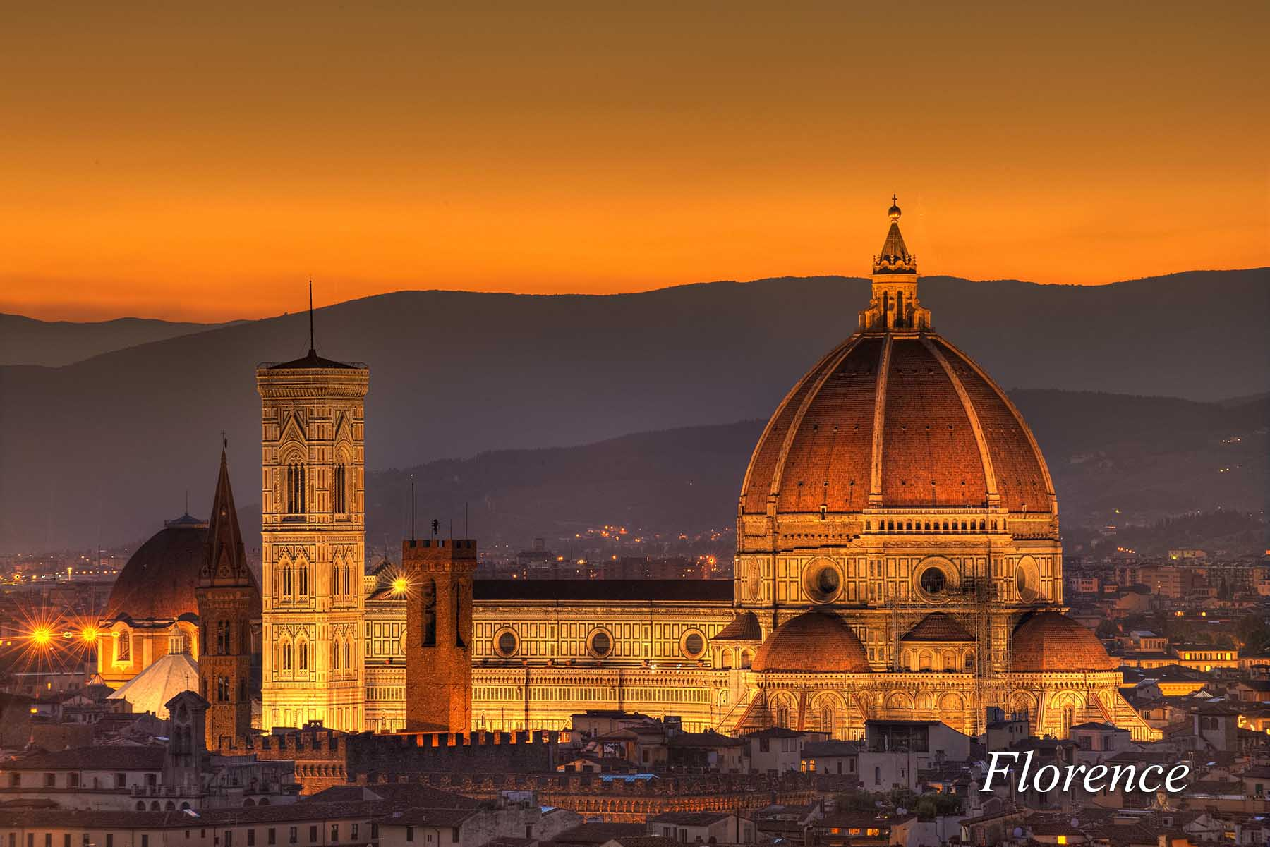 Florence - Best places to visit in Tuscany