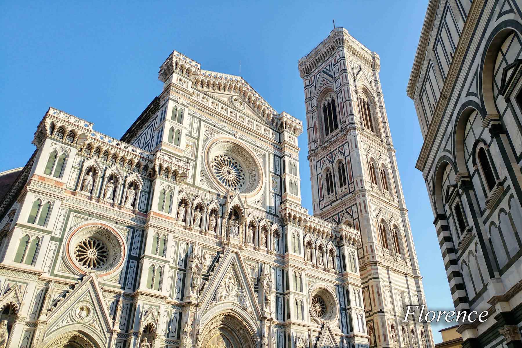 Florence Brunelleschi Dome - Best places to visit in Tuscany