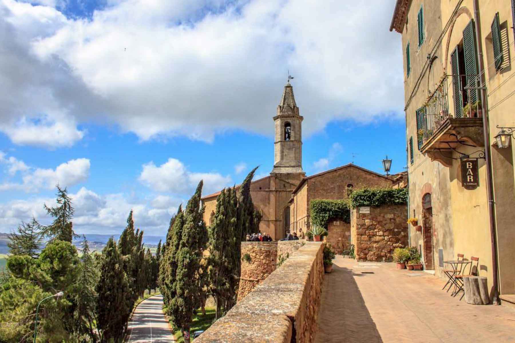 Pienza - Best places to visit in Tuscany