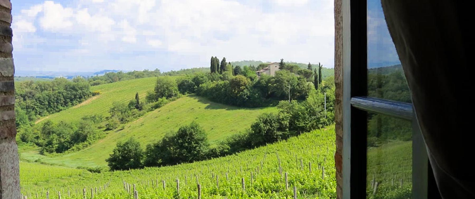 rooms and suites in chianti - bed and breakfast in Chianti Siena Tuscany
