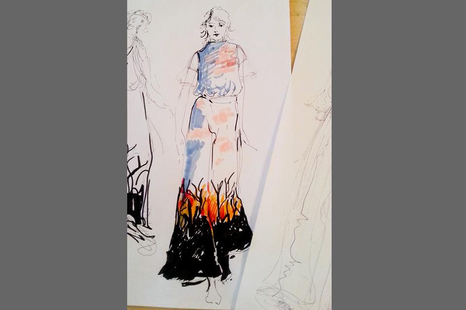 Custom clothing - Decori NELTEMPO