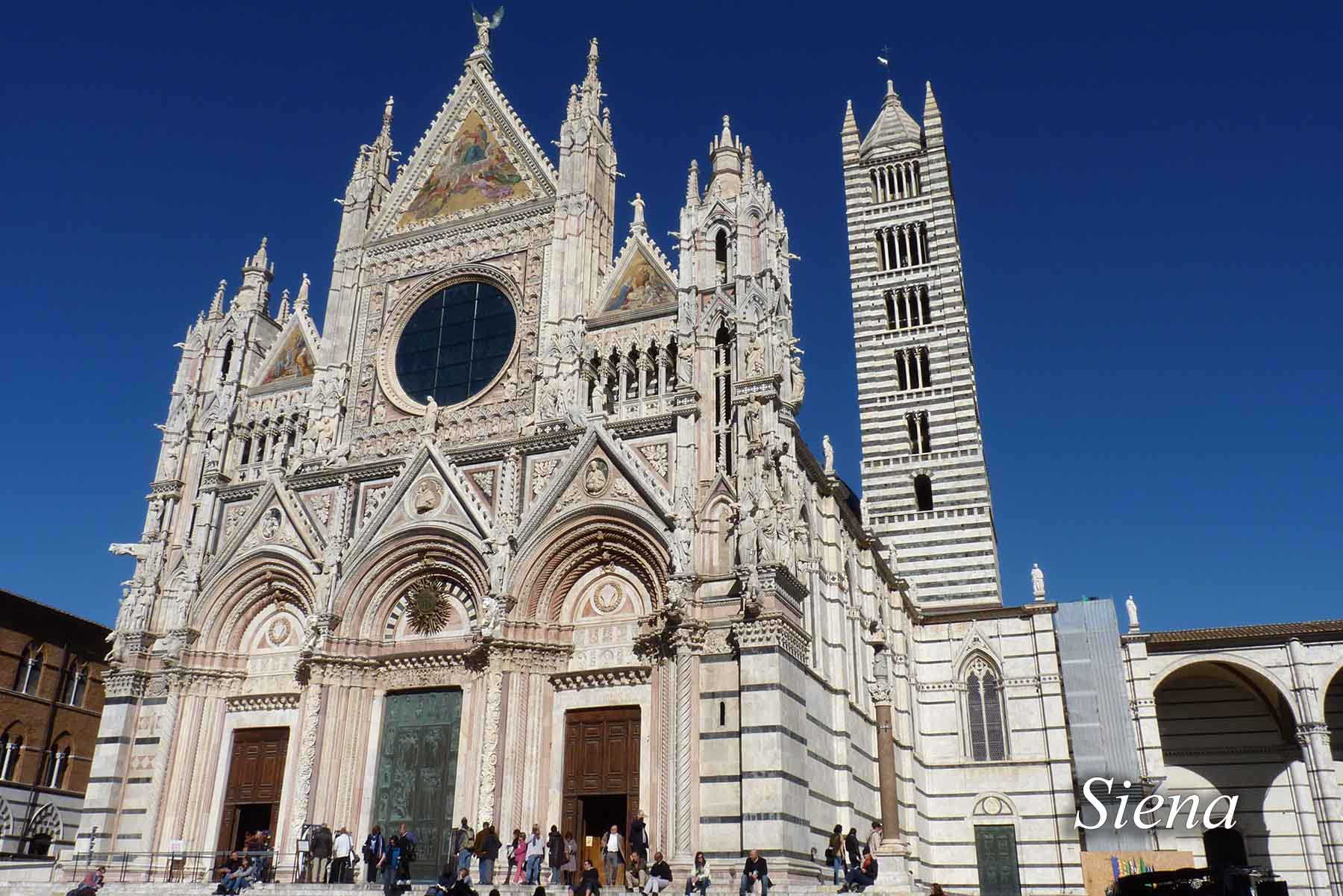 Siena Dome - Best places to visit in Tuscany
