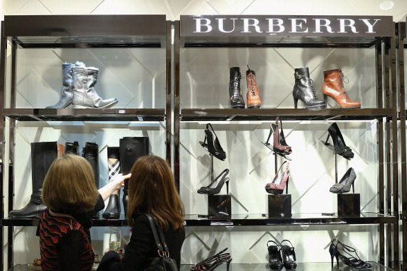 Burberry Outlet at The Mall Firenze