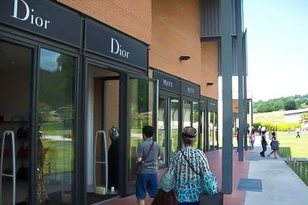 Dior Outlet at The Mall Firenze - Things to do in Chianti Siena Tuscany