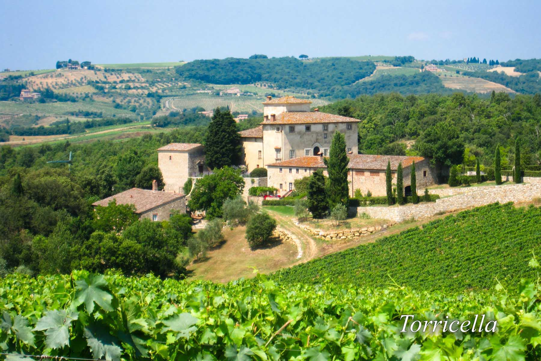 Torricella - Best places to visit in Tuscany