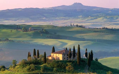 Things to do in Tuscany - Val d'Orcia