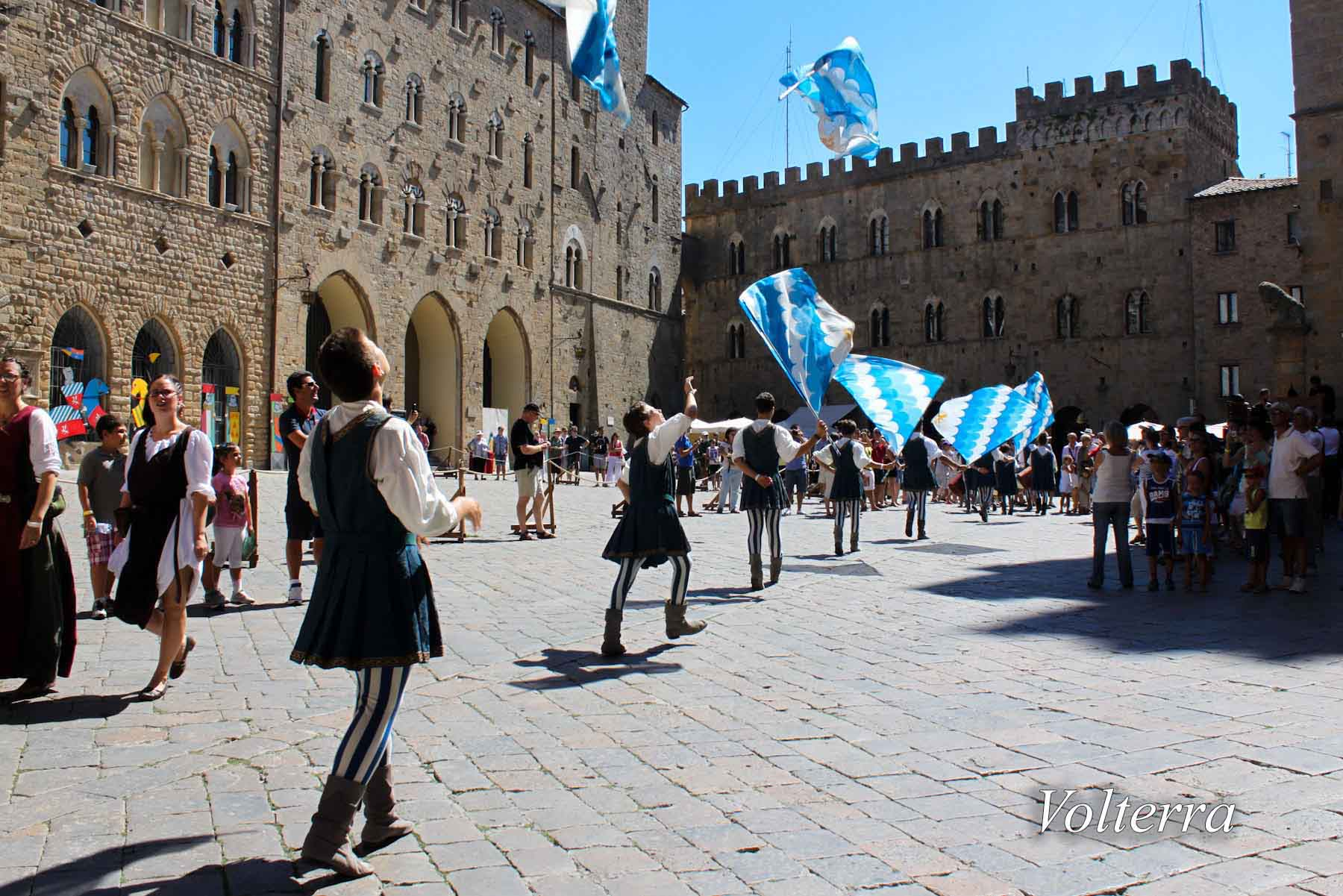 Volterra Minuetto at Piazza dei Priori - Best places to visit in Tuscany