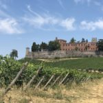 The Castello di Brolio July 2019 :: Borgo Argenina and Elena Nappa