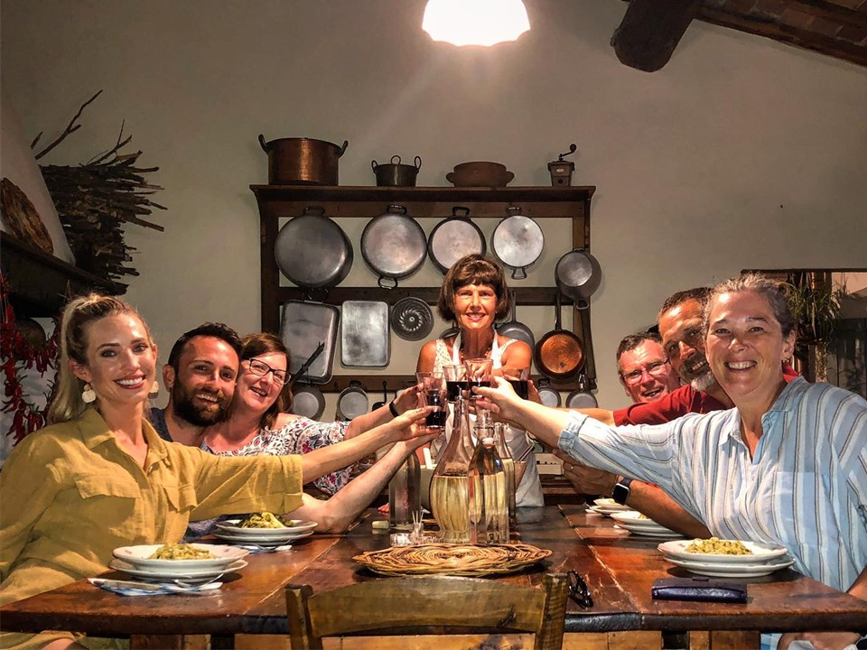 Borgo Argenina: Recipe for a great cooking class in Tuscany