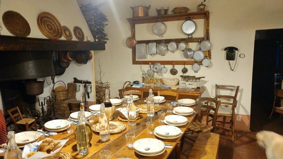 Borgo Argenina: Learning to cook Italian food in Tuscany