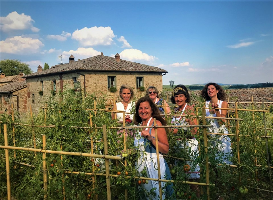 Borgo Argenina :: Cooking Lessons in Chianti with Elena Nappa